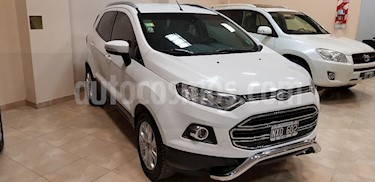 Foto venta Auto Usado Ford EcoSport 1.6L S (2014) color Blanco precio $430.000