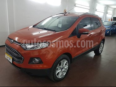 Foto venta Auto Usado Ford EcoSport 1.6L S (2013) color Naranja precio $390.000