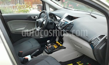 Ford Ecosport 1.6L SE Titanium usado (2017) color Beige precio $9.200.000