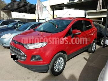Foto venta Auto usado Ford EcoSport 1.6L SE (2015) color Rojo precio $390.000