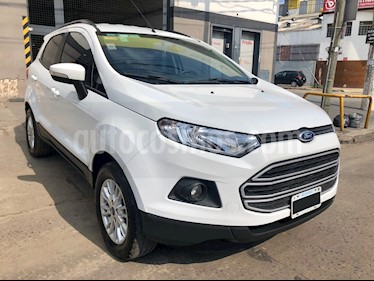 Foto venta Auto Usado Ford EcoSport 1.6L SE (2015) color Blanco Oxford precio $395.000