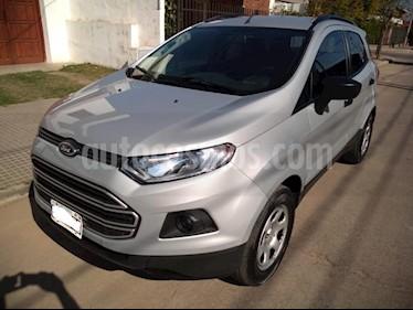 Foto venta Auto Usado Ford EcoSport 1.6L SE (2014) color Gris Claro precio $395.000
