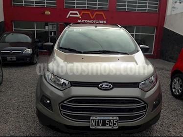 Foto venta Auto usado Ford EcoSport 1.6L SE (2014) color Dorado precio $390.000