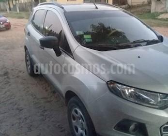 Foto venta Auto Usado Ford EcoSport 1.6L SE (2012) color Plata Metalico
