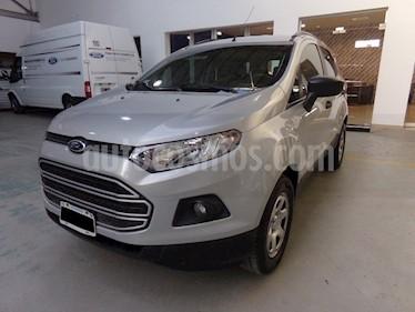 Foto venta Auto Usado Ford EcoSport 1.6L SE (2014) color Plata Metalico