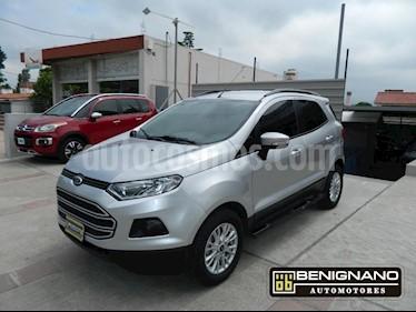 Foto venta Auto Usado Ford EcoSport 1.6L SE (2015) color Gris Claro precio $439.000
