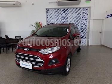 Foto venta Auto Usado Ford EcoSport 1.6L SE (2016) color Rojo precio $368.880