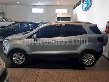 Foto venta Auto Usado Ford EcoSport 1.6L Titanium (2016) color Gris Plata  precio $400.000