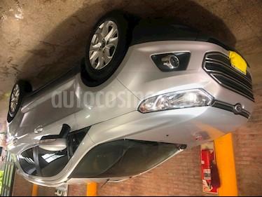 Foto venta Auto Usado Ford EcoSport 1.6L Titanium (2015) color Plata Estelar precio $439.800