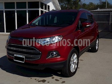 Foto venta Auto Usado Ford EcoSport 1.6L Titanium (2016) color Rojo precio $462.000