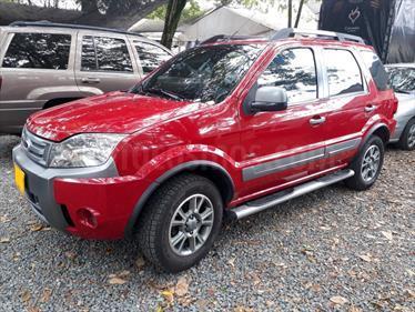 Ford Ecosport 2.0L 4x4 usado (2012) color Rojo precio $44.000.000