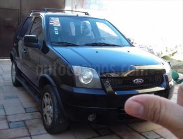 Foto venta Auto Usado Ford Ecosport 4x2  (2005) color Negro precio $79,000