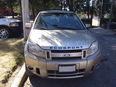 Foto venta Auto Seminuevo Ford Ecosport 4x2  (2008) color Champagne precio $96,500