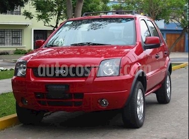 foto Ford Ecosport 4x2  usado (2004) color Rojo precio $46,500