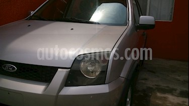 Foto venta Auto usado Ford Ecosport 4x2  (2007) color Gris Plata  precio $73,000