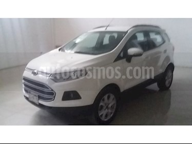 Foto venta Auto Seminuevo Ford Ecosport EcoSport 4x2 AT (2015) color Blanco precio $210,000