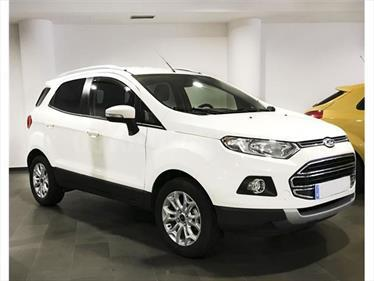 foto Ford Ecosport Full Equipo 4x2