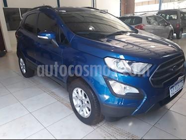 Foto venta Auto Usado Ford EcoSport Se 1.5 (2018) color Azul precio $560.000