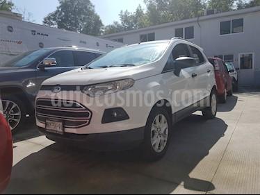 Foto venta Auto Seminuevo Ford Ecosport SE Aut (2013) color Blanco Oxford precio $160,000