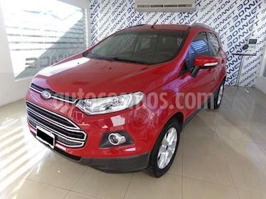 Foto venta Auto Usado Ford EcoSport Titanium 2.0L Aut (2014) color Rojo Rubi