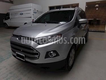 Foto venta Auto Usado Ford EcoSport Titanium 2.0L Aut (2016) color Plata Estelar