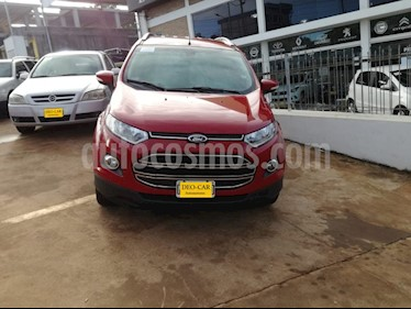 Foto venta Auto Usado Ford EcoSport Titanium 2.0L Duratec (2013) color Rojo precio $395.000