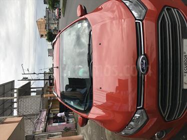 Foto venta Auto usado Ford Ecosport Titanium 4x2  (2014) color Naranja Electrico precio u$s23.500