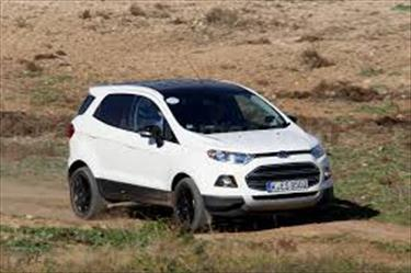 foto Ford Ecosport Titanium Aut 4x2
