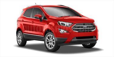 Foto venta carro usado Ford Ecosport Titanium Aut 4x2 (2017) color Rojo Bari precio BoF100.000.000