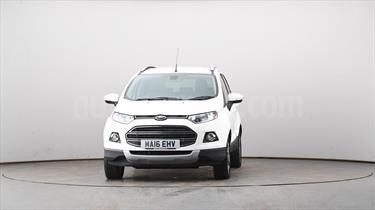 Ford Ecosport Titanium Aut 4x2 usado (2016) color Blanco Alaska precio BoF200.000