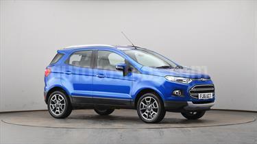 Foto Ford Ecosport Titanium Aut 4x2 usado (2016) color Azul precio BoF350.000.000