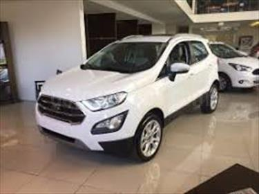 Foto venta carro usado Ford Ecosport Titanium Aut 4x2 (2016) color Blanco Crema precio BoF200.000.000