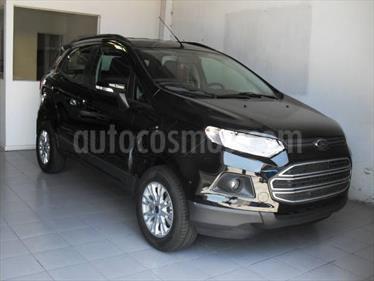Ford Ecosport Titanium Aut 4x2 usado (2016) color Alma Negra precio u$s25.000.000