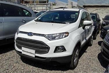 Foto venta carro usado Ford Ecosport Titanium Aut 4x2 (2016) color Blanco precio BoF1.700.000.000