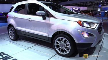 Foto venta carro usado Ford Ecosport Titanium Aut 4x2 (2015) color Negro precio u$s50.000.000