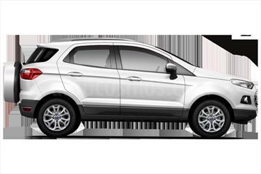Foto venta carro Usado Ford Ecosport Titanium Aut 4x2 (2017) color Plata precio u$s60.000.000