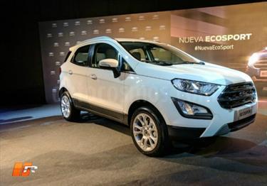 Ford Ecosport Titanium Aut 4x2 usado (2016) color Blanco precio u$s60.000.000