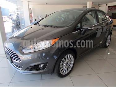 Foto venta carro usado Ford Ecosport Titanium Aut 4x2 (2018) color Negro precio BoF3.800.000