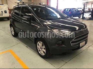 Foto venta Auto Seminuevo Ford Ecosport Titanium Aut (2014) color Gris precio $175,000