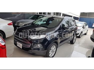 Foto venta Auto Usado Ford Ecosport TITANIUM TA 2.0L (2016) color Negro precio $269,000