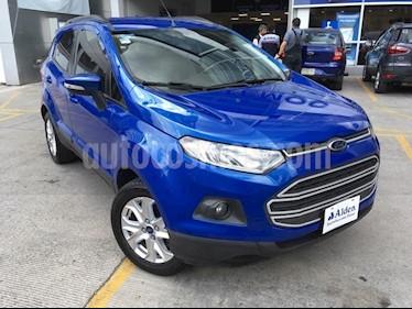 Foto venta Auto Seminuevo Ford Ecosport TREND 4x2 AT (2015) color Azul precio $185,000
