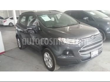 Ford Ecosport TREND 4x2 MT usado (2017) color Gris Humo precio $245,000