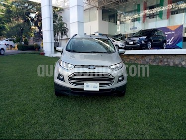 Foto venta Auto usado Ford Ecosport TREND AT (2017) color Gris Mercurio precio $240,000