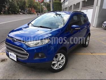 Foto venta Auto Seminuevo Ford Ecosport TREND AT (2015) color Azul precio $185,000