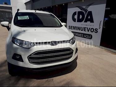 Foto venta Auto Seminuevo Ford Ecosport TREND AT (2017) color Blanco precio $247,000