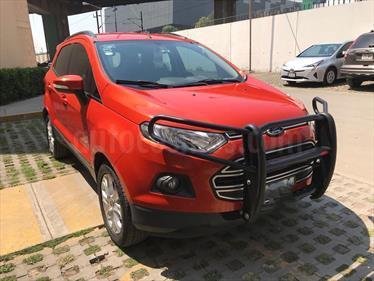 Foto venta Auto usado Ford Ecosport Trend Aut (2015) color Rojo precio $205,000