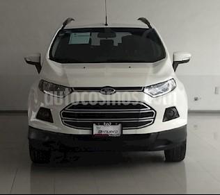Foto venta Auto Seminuevo Ford Ecosport Trend Aut (2015) color Blanco precio $210,000