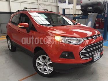 Foto venta Auto Seminuevo Ford Ecosport Trend Aut (2016) color Naranja precio $240,000