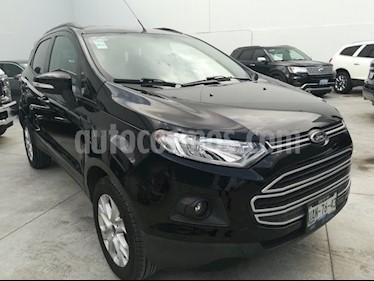 Foto venta Auto Seminuevo Ford Ecosport TREND MT (2016) color Negro precio $223,000