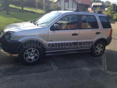 Ford Ecosport xlt usado (2006) color Plata precio u$s2.900
